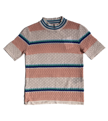 Buy: Rho Knit Mock Top