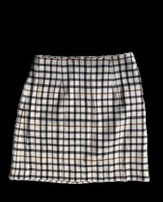 Buy: Bradlee Linen Wool Skirt