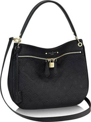 Buy: Spontini Empreinte Leather Shoulder handbag Bag  BNWT