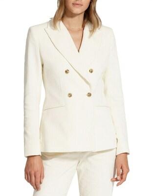Buy: Cord blazer ivory BNWT Size 8