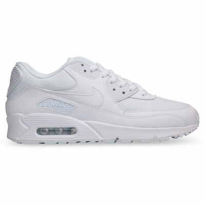 Buy: Air Max 90 sneakers in triple white BNWT Size 6