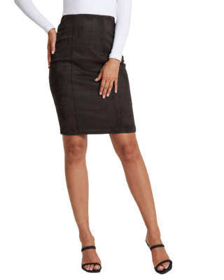 Buy: Vivienne Suede Skirt Size 12