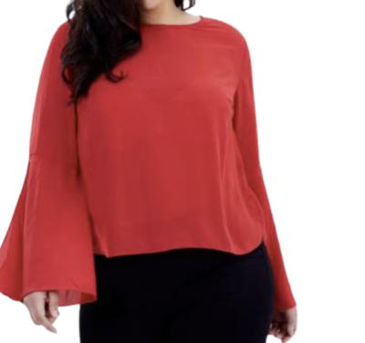 Buy: Demi open flare blouse BNWT Size 6