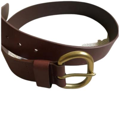 Buy: Wide leather belt