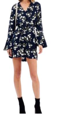 Buy: Gully Flared Sleeve Dress Size 12