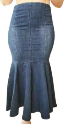 Buy: Long denim skirt Size 8-10
