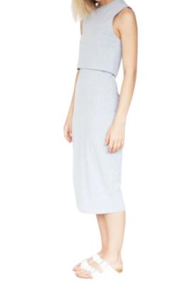 Buy: Elke layered midi dress Size 6