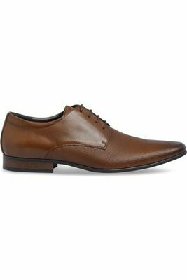 Rent: Brown Leather Shoes Size 10