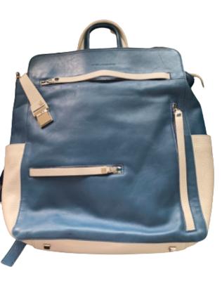 Buy: Leather backpack bag