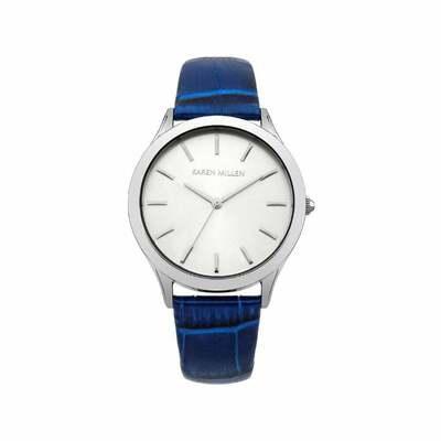 Buy: Ladies Blue Strap Watch