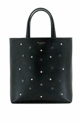 Buy: Black Leather Tote BNWT