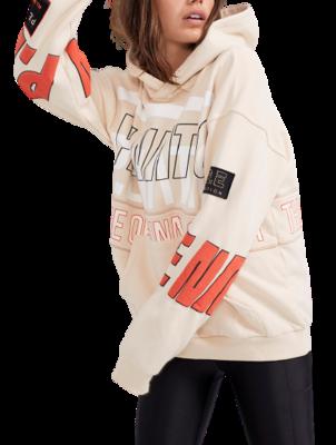 Buy: Westbrook Hoodie in Ivory Size 12
