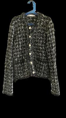 Buy: Tweed Boucle Cardigan Size 8