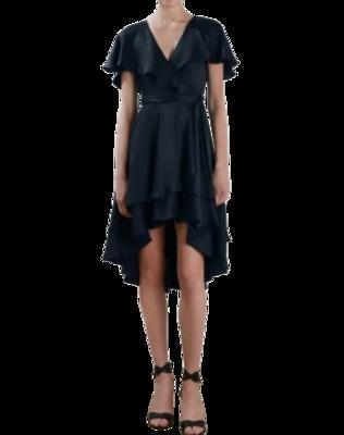 Buy: Wrap Flounce Dress BNWT Size 6