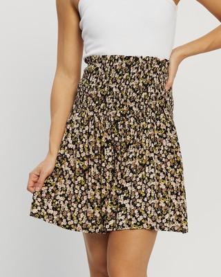Rent: Nula High-Waist Smock Skirt Size 8