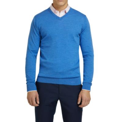 Buy: V-neck Pure Merino Wool Pullover BNWT