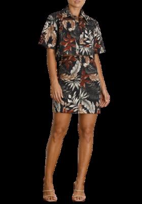 Rent: Keep Palm Mini Skirt Size 10