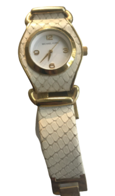Buy: Watch Leather Strap, Gold Hardware