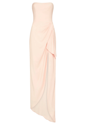 Buy: Asymmetrical Games Strapless Gown