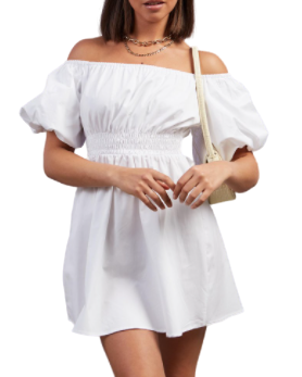 Buy: Hot Summer Days Mini Dress Size 10