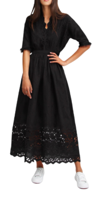Rent: All Eyes On You Midi Dress Size 10