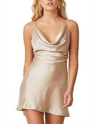 Rent: Pearl Bay Mini Dress BNWT Size 10