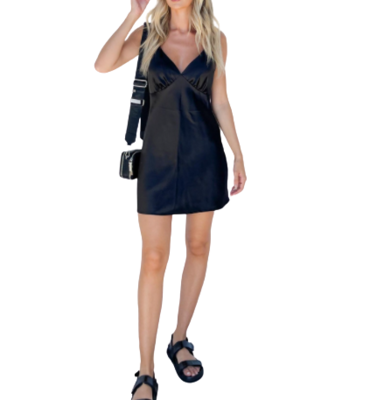Rent: New Rules Mini Dress BNWT Size 6