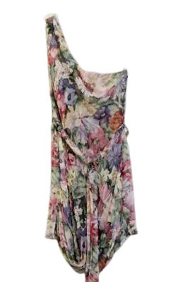 Rent: Floral Dress Size 10