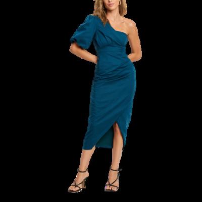 Rent: Jagged Midi Dress One Size